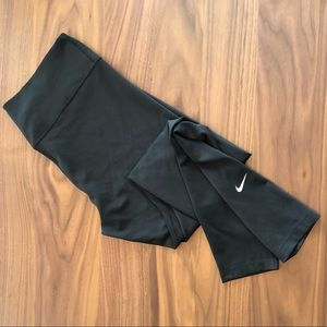 Black Nike Dry Fit Training Tights size 1X